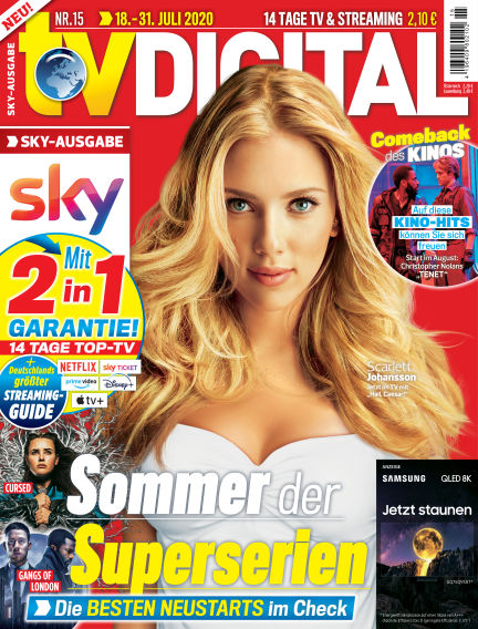 TV DIGITAL SKY July 10, 2020 00:00