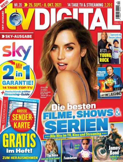 TV DIGITAL SKY September 17, 2021 00:00