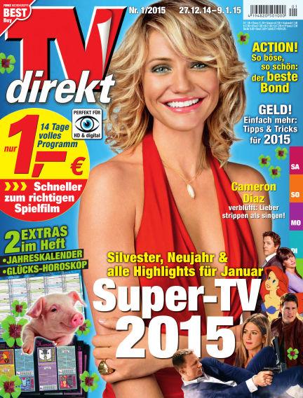 TV DIREKT December 19, 2014 00:00