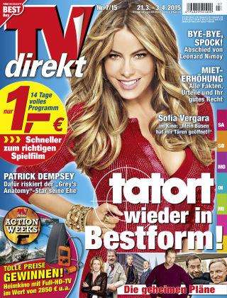 TV DIREKT NR.7 2015