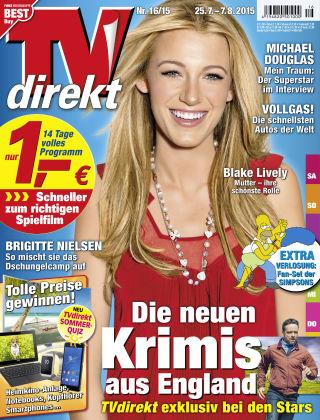 TV DIREKT NR.16 2015