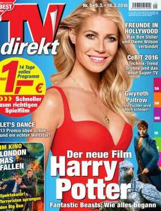 TV DIREKT 05/2016