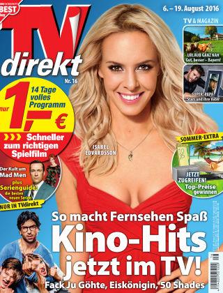 TV DIREKT 16/2016