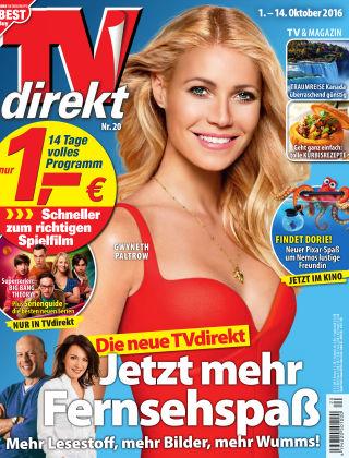 TV DIREKT 20/2016