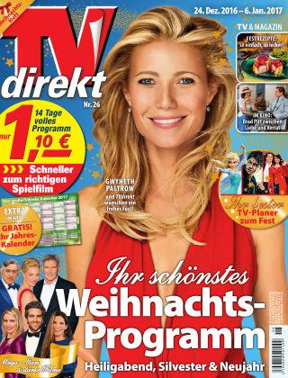 TV DIREKT 26/2016