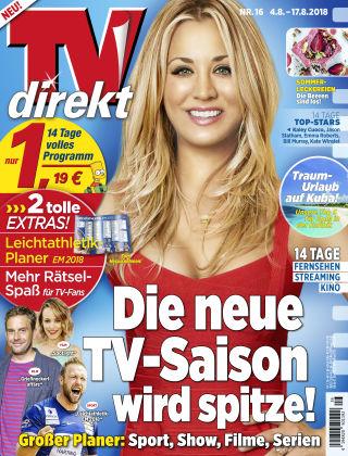TV DIREKT 16/2018