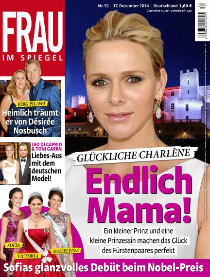 Frau im Spiegel December 17, 2014 00:00