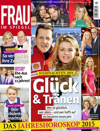Frau im Spiegel NR.01 2015