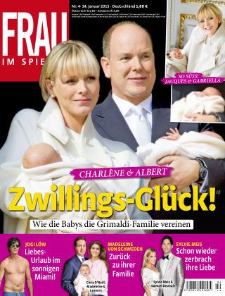 Frau im Spiegel NR.04 2015