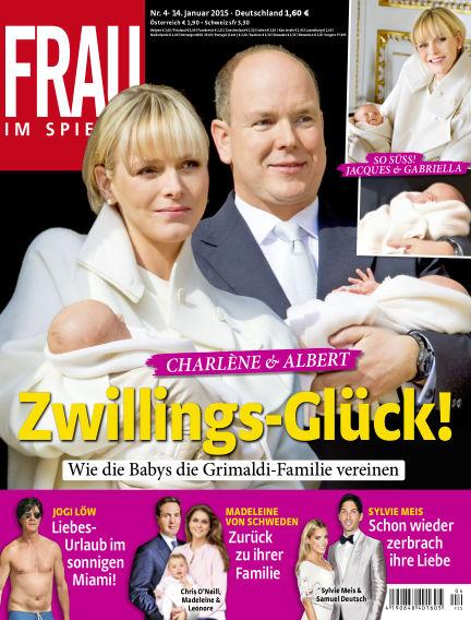 Frau im Spiegel January 14, 2015 00:00