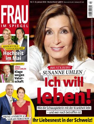 Frau im Spiegel NR.05 2015