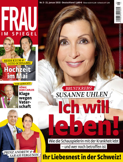 Frau im Spiegel January 21, 2015 00:00