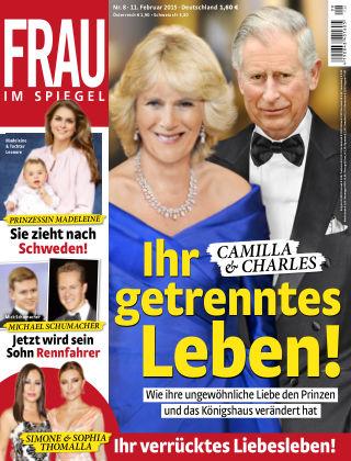 Frau im Spiegel NR.08 2015