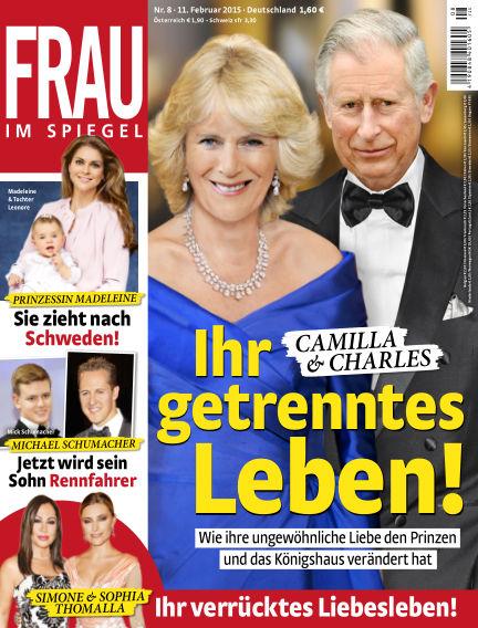 Frau im Spiegel February 11, 2015 00:00