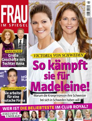 Frau im Spiegel NR.06 2015