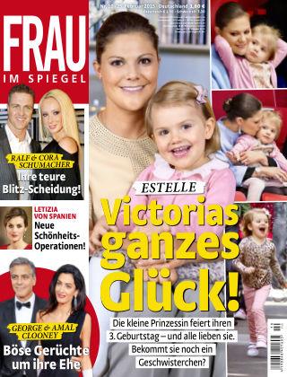 Frau im Spiegel NR.10 2015