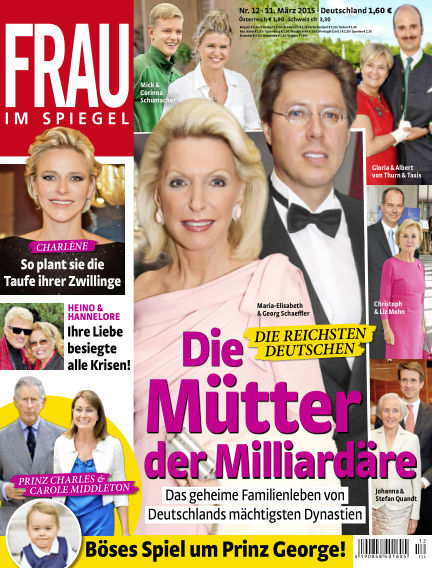 Frau im Spiegel March 11, 2015 00:00
