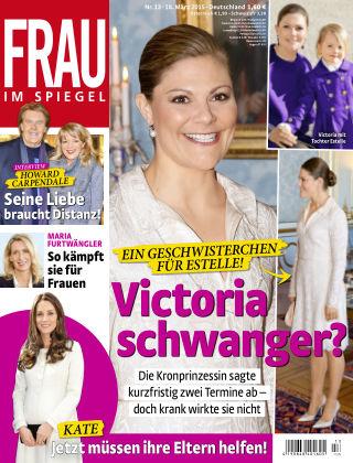 Frau im Spiegel NR.13 2015