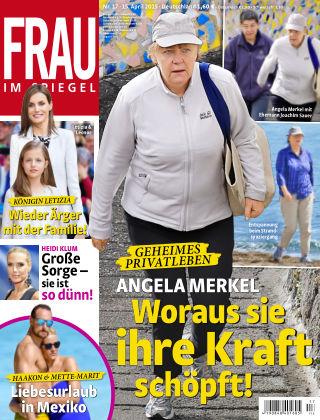 Frau im Spiegel NR.17 2015