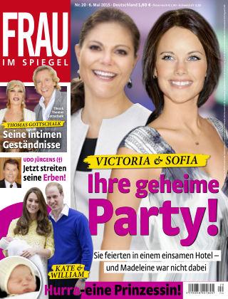 Frau im Spiegel NR.20 2015