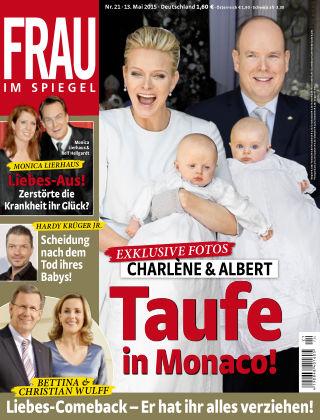 Frau im Spiegel NR.21 2015