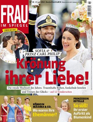Frau im Spiegel NR.26 2015
