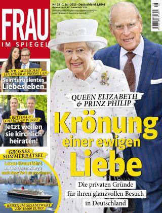 Frau im Spiegel NR.28 2015