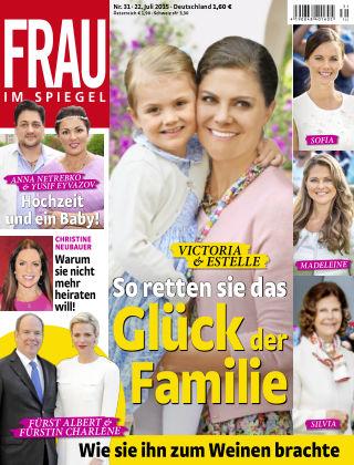Frau im Spiegel NR.31 2015