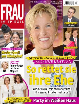 Frau im Spiegel NR40-15