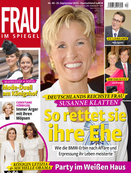 Frau im Spiegel September 23, 2015 00:00