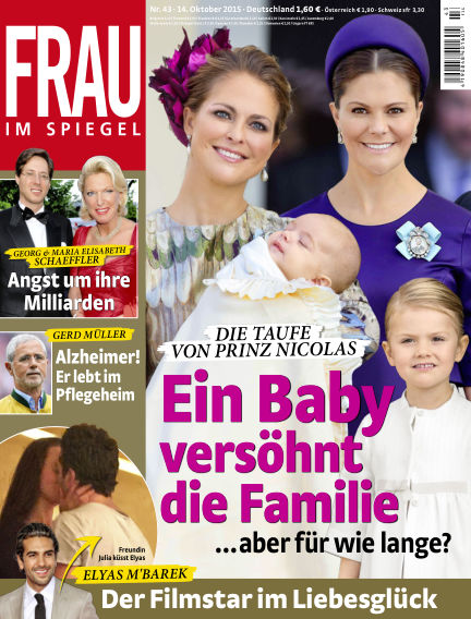 Frau im Spiegel October 14, 2015 00:00
