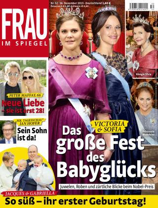 Frau im Spiegel NR52-15