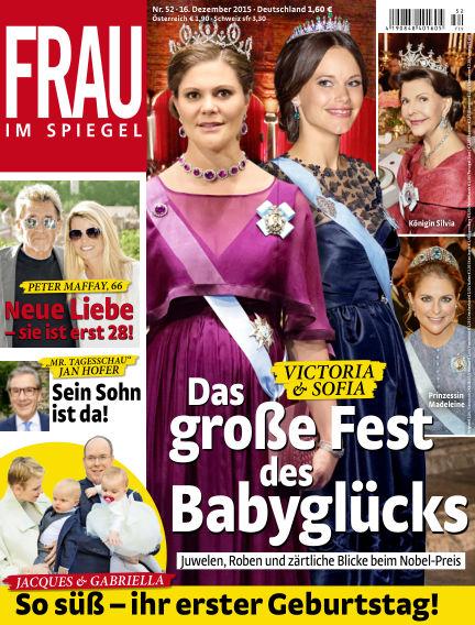 Frau im Spiegel December 16, 2015 00:00