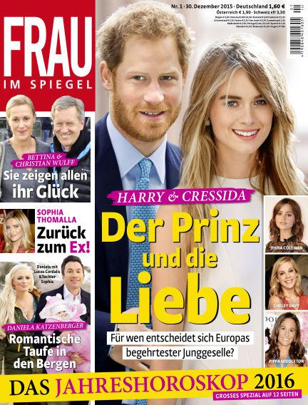 Frau im Spiegel December 30, 2015 00:00