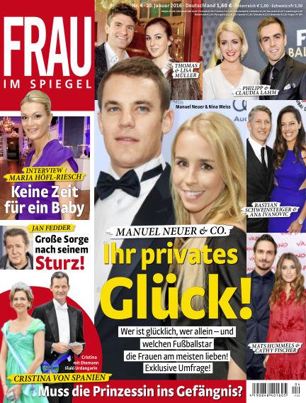 Frau im Spiegel January 20, 2016 00:00