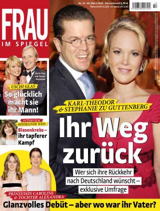 Frau im Spiegel NR14-16