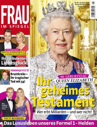 Frau im Spiegel NR16-16
