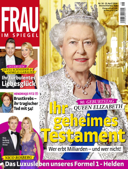 Frau im Spiegel April 13, 2016 00:00