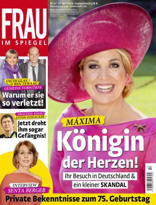Frau im Spiegel NR17-16