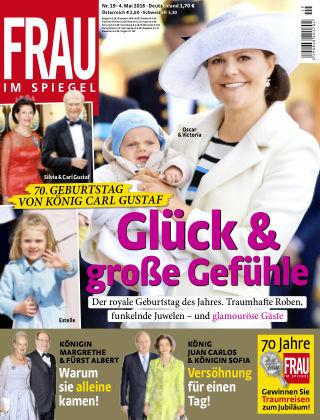 Frau im Spiegel NR19-16