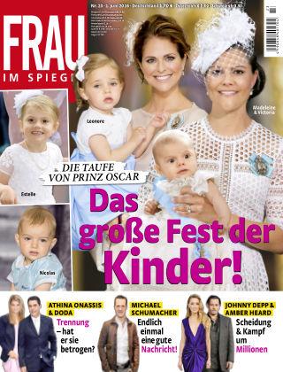 Frau im Spiegel NR23-16