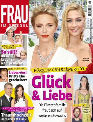 Frau im Spiegel NR26-16