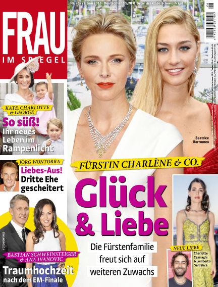 Frau im Spiegel June 22, 2016 00:00