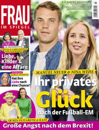 Frau im Spiegel NR27-16