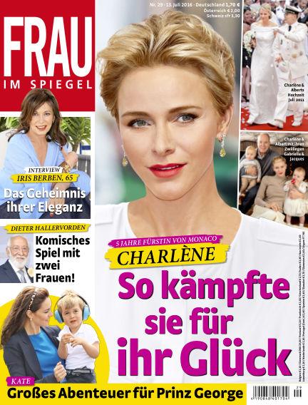 Frau im Spiegel July 13, 2016 00:00