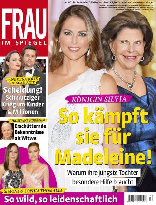 Frau im Spiegel NR40-16