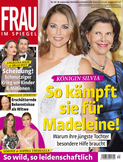 Frau im Spiegel September 28, 2016 00:00