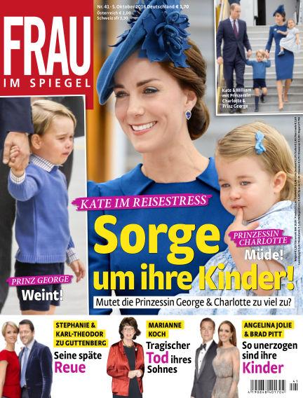 Frau im Spiegel October 05, 2016 00:00
