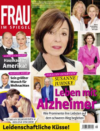 Frau im Spiegel NR45-16