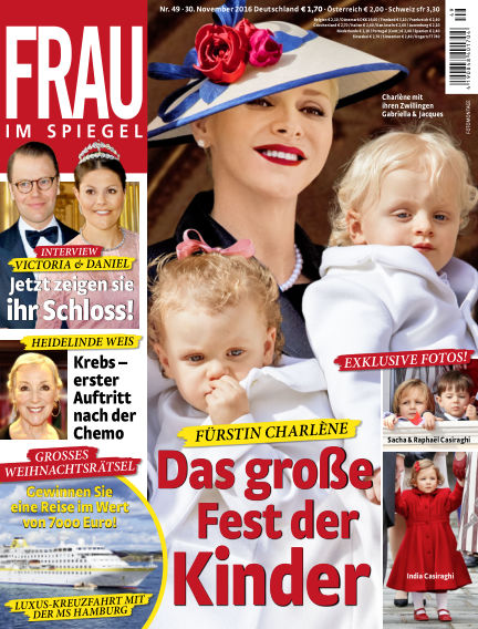 Frau im Spiegel November 30, 2016 00:00
